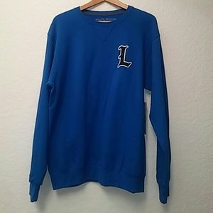 Lifted Research Group L Logo Crew Neck Sweatshirt